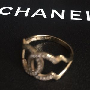 CHANEL Jewelry - Chanel Ring